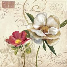 This beautiful artwork titled 'Fleurs de Paris 2' by E. Franklin will bring a cultural touch to your home decor. Measuring 24x24, this artwork is available in 1 piece.