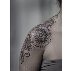 Tattoo by @eltattoo