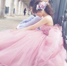 花嫁ヘアは【ポニーテール】で決まり!おしゃれなアレンジ15選 Wedding Themes, Wedding Tips, Dream Wedding, Wedding Dresses, Garden Wedding, Wedding Hairstyles, Tulle, Gowns, Style Inspiration