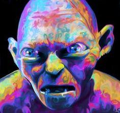 Arte Psicodélica de Nicky Barkla. [2]