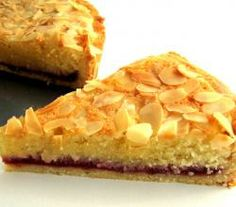 Almond and Jam Tart Recipe by Flavor of Europe | ifood.tv