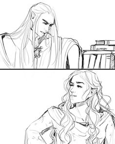 This is a scene from the Thranduil fanfic, Stars of Varda. Art is by Elithien (Eli Draws) on Tumblr. Read the story here! https://www.fanfiction.net/s/11794620/1/Stars-of-Varda https://www.wattpad.com/221597631-stars-of-varda-an-elven-love-story-thranduil-1