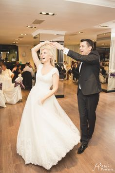 first dance Girls Dresses, Flower Girl Dresses, Lace Wedding, Wedding Dresses, First Dance, Weddings, Fashion, Bride Gowns, Wedding Gowns