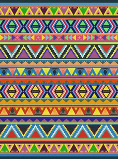 Explore and buy thousands of royalty-free stock seamless repeat print, pattern and textile designs from the world's largest online collection of textile Game Textures, Textures Patterns, Fabric Patterns, Print Patterns, Arte Tribal, Tribal Art, Native American Pottery, Aztec Designs, Abstract Designs