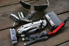 every day carry kits, pick one that fits your needs...