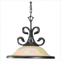 1-light in Brindisi Bronze  65313-816