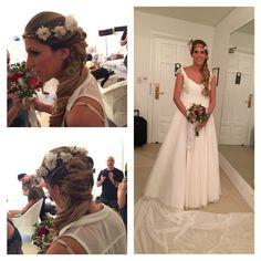 #bodalulesanti #josetellez #hair #wedding #makeup #nataliaferreira