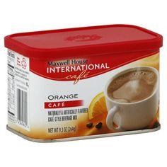 DIY: Orange Cappuccino Coffee Mix~~~ 1/2c. Instant Coffee Granules.... 1/2 tsp. grated dried Orange Peel.... 1c. Non-dairy Powdered Coffee Creamer..... 3/4c. granulated Sugar... 1/4 tsp. Nutmeg ~~~ Combine all & puree until fine powder. Store in Jar....  Attach Tag: Add 2 heaping tsp. mix into a mug hot water. Enjoy :)