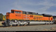 RailPictures.Net Photo: BNSF 9028 BNSF Railway EMD SD70ACe at Goldsboro, North Carolina by Ward C Sutton