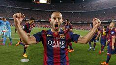 Mascherano! (Javier Mascherano's 2014/15 season in pictures) | FC Barcelona