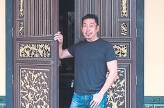 10 things about: Chris Ong, hotelier who champions Penang's heritage shophouses George Town, Champion, Mens Tops, Pictures, Travel, Photos, Viajes, Photo Illustration, Trips