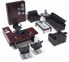 Benefits of Used Office Furniture – Luxury Office Designs Law Office Design, Law Office Decor, Office Table Design, Ceo Office, Luxury Office, Modern Office Design, Executive Office Furniture, Office Furniture Design, Office Interior Design