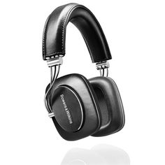 P7 over-ear headphones by Bowers & Wilkins.  http://www.bowers-wilkins.com/Headphones/Headphones/P7/shop.html