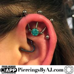 Body Piercing By Aj Goldman On Pinterest Prong Set