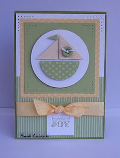 Just for You: Baby Card