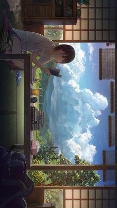 Illustrations Discover on Anime Scenery Wallpaper, Anime Artwork, Kawaii Anime Girl, Anime Art Girl, Anime Girls, Manga Art, Aesthetic Art, Aesthetic Anime, Fantasy Landscape