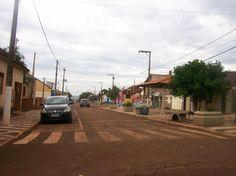 Itambaracá, Paraná, Brasil - pop 6.869 (2014)