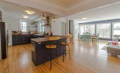 Project 2683-1 Scandinavian Kitchen Open Floor Plan Remodel South Minneapolis - Castle Building & Remodeling, Inc.