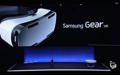 Annunciato il visore Samsung Gear VR all'IFA 2014 di Berlino