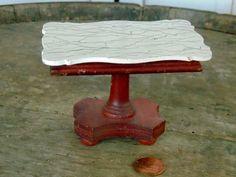 Doll House Table. TynieToy Miniature. TynieToy Furniture. TynieToy Table…