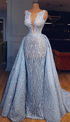 Glamorous Sleeveless Blue Evening Dresses 2019 Mermaid Ruffles Prom Gowns With Lace Item Code: Mermaid Prom Dresses Lace, Homecoming Dresses, Bridesmaid Dresses, Prom Gowns, Wedding Dresses, Blue Evening Dresses, Evening Gowns, Couture Dresses, Fashion Dresses