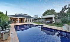 Backyard style. Swimming Pool. Walkerville. Living. Adelaide. Discover. InDaily.