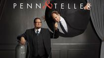 Penn and Teller at the Rio Suite Hotel and Casino, Las Vegas, Comedy Las Vegas Tours, Las Vegas Trip, Penn And Teller, Magic Show, The Row, Comedy, Rio, Comedy Theater, Comedy Movies