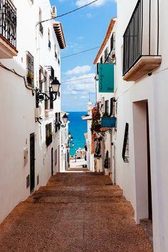 Altea Alicante Spain by Mario Galiana