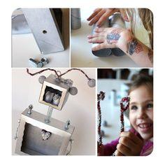 """Robot Making """"Kit"""""""