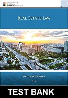 real estate principles a value approach 5th edition pdf