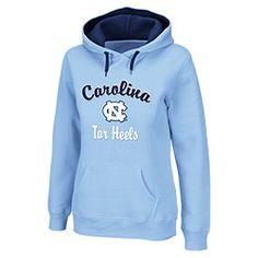 Women's North Carolina Tar Heels College Team Pullover Hoodie-JAKE...PLEEEAAASSSEEEEEE!