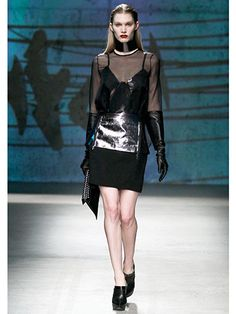 Top Looks from NYFW Fall 2013: Kenneth Cole