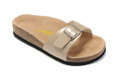 CAD79 of Womens Birkenstock Madrid Sandals Beige, A variety of colors, a variety of styles for you to choose.