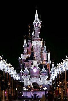 Disneyland Paris november 2014