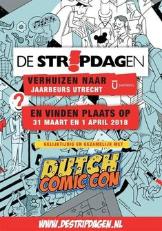 Stripdagen - Dutch Comic Con