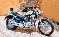 Virago 535, Yamaha Virago, Chopper, Motorcycles, Choppers, Motorbikes, Motorcycle, Crotch Rockets