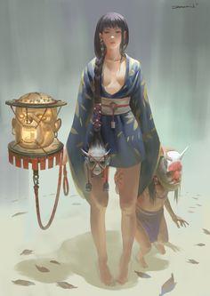 The Art Of Animation, Zeen JingHui -...