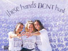 Custom Philanthropy shirts for Alpha Chi Omega at Cal Poly SLO, only at The Social Life Alpha Xi Delta, Alpha Chi Omega, Sorority Shirts, Greek Life, Color Of Life, Domestic Violence, Diys, Chair, Inspiration