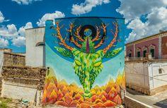 Gola Hundun - A Ravenna la seconda edizione di Subsidenze, il Festival della Street Art | Arte Moderna