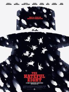 The Hateful Eight (2015) [1010 x 1349]