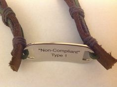 Confessions of a Non-Compliant Medical Alert ID Wearer