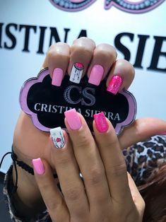 acrylic nails Source by desertstreetts Wonder Nails, Milky Nails, Get Nails, Fabulous Nails, French Nails, Nails Inspiration, Beauty Nails, Pretty Nails, Acrylic Nails