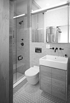 Very Narrow Bath small soaking tub shower combo trends | poop room | pinterest