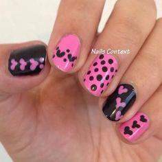 valentine by nailscontext  #nail #nails #nailart