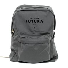This is Futura 1927 backpack #type meets #fashion