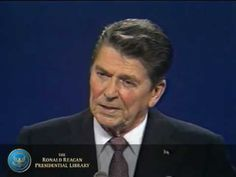 Reagan 32 Years Ago Today: Tax Cuts, Defense and Energy Policy (VIDEO)
