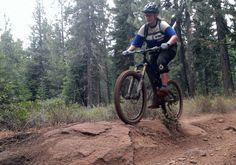 Testing Riding with Beatrix #mountainbike #mtb
