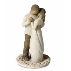 Willow Tree Promise Wedding Cake Toppers. This website has some of the most original wedding cake toppers I have ever seen! Not just Willow Tree brand.