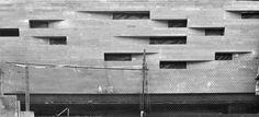 Fachada de granito. #casapedernal #santorojo #arquitectura