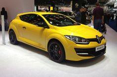 2014 Renault Megane Yellow 600x400 2014 Renault Megane